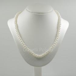 Perle 4 Collana Da 1mpe445 41cm Di Filo 5 41nl566 In 4 Miluna Pnk8w0O